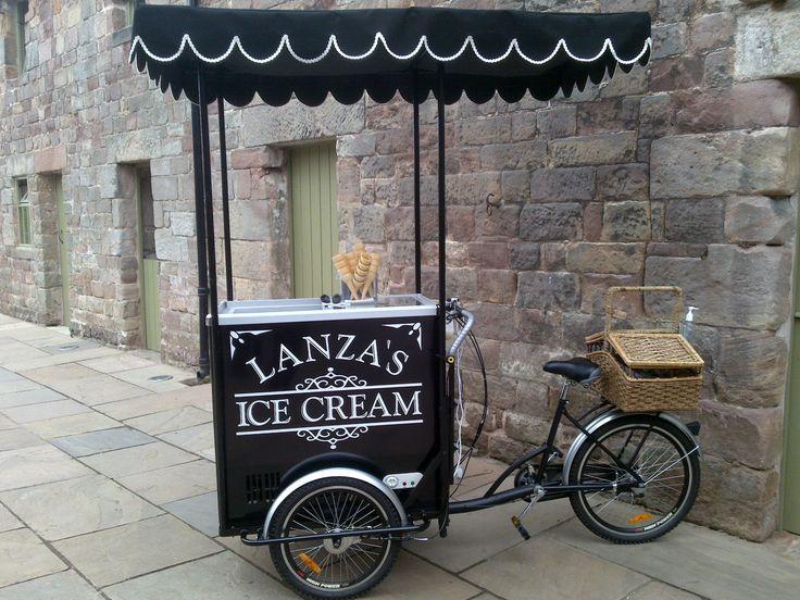 Good Humor Ice Cream Tricycle