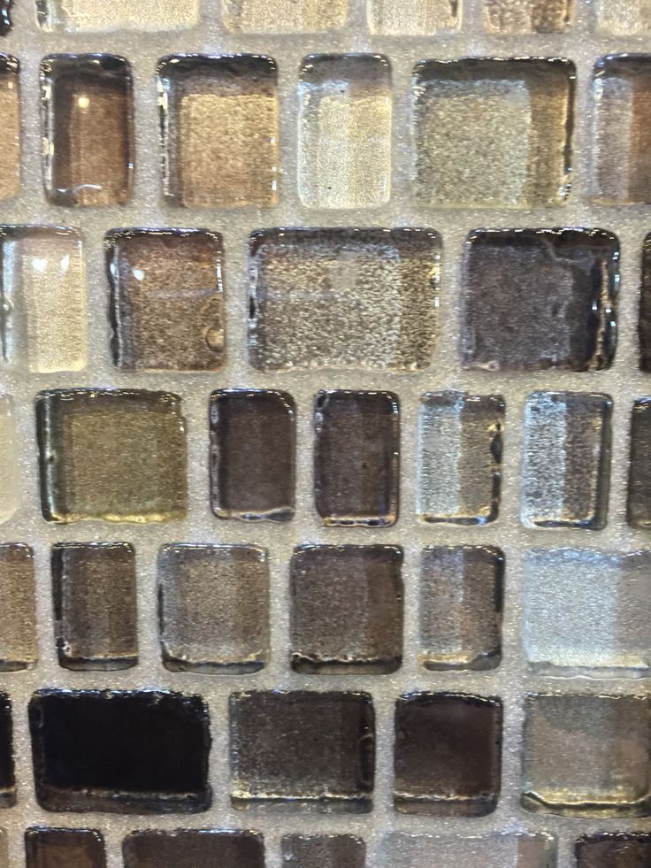 Jewel Tide Daltile Mosaics Glass Pinterest