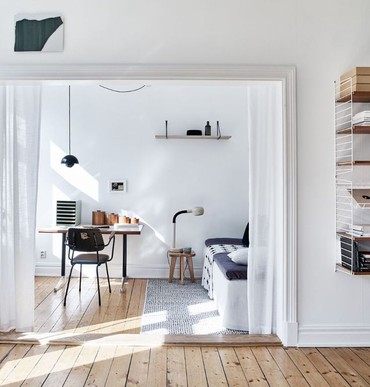 Cozy and characterful home - via cocolapinedesign.com