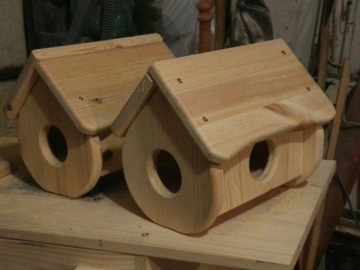 Búdka pre vtáčiky :)