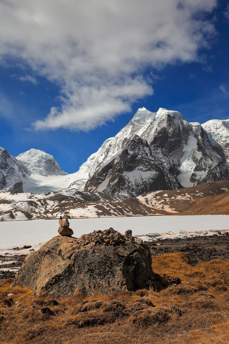 Lake at the top by Vishwa Kiran on 500px