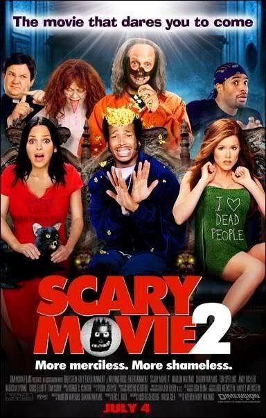 Ver Scary Movie 2 (2001) Película OnLine