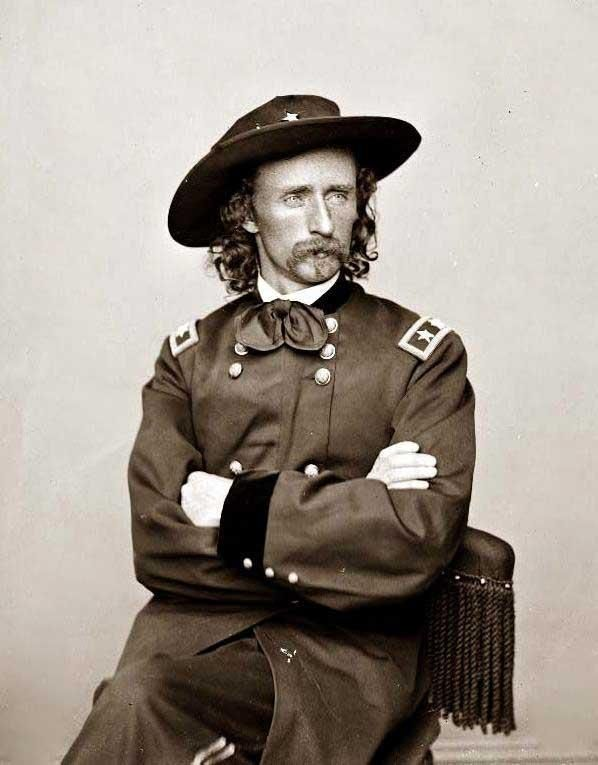 George Armstrong Custer (December 5, 1839 – June 25, 1876) was a United States Army officer and cavalry commander in the American Civil War and the Indian Wars.