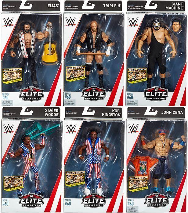 New in stock WWE Elite John Cena Series 60