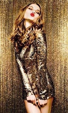 gold! <3 #astrología #moda
