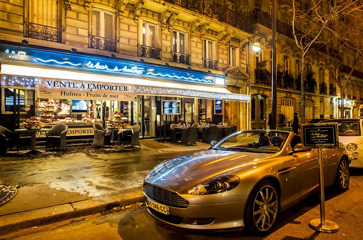 -> → Galerie Photo montparnasse   LE BAR A HUITRES PARIS - RESTAURANT POISSONS FRUITS DE MER PARIS