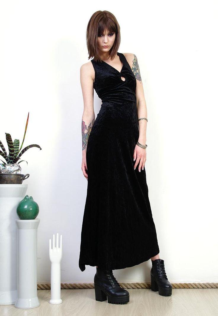 Off the shoulder velvet dress asos marketplace