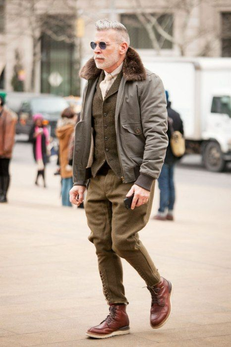Photos: Best-Dressed Street Style at New York Fashion Week Fall 2013 | Vanity Fair