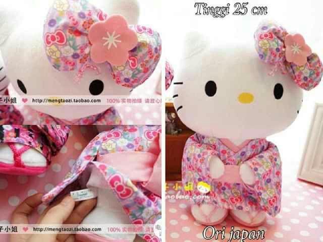 #boneka #hellokitty kimono import @ 125.000