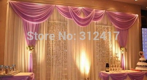 Find More Event & Party Supplies Information about Fantasy 10x20  curtain backdrop wedding , bridal backdrop , decorative backdrop,High Quality backdrop paper,China backdrops beautiful Suppliers, Cheap backdrop wedding decoration from My Wedding Supplies on Aliexpress.com