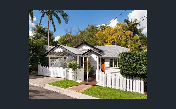 33 Bernhard Street Paddington Qld 4064 - House for Sale #123346194…