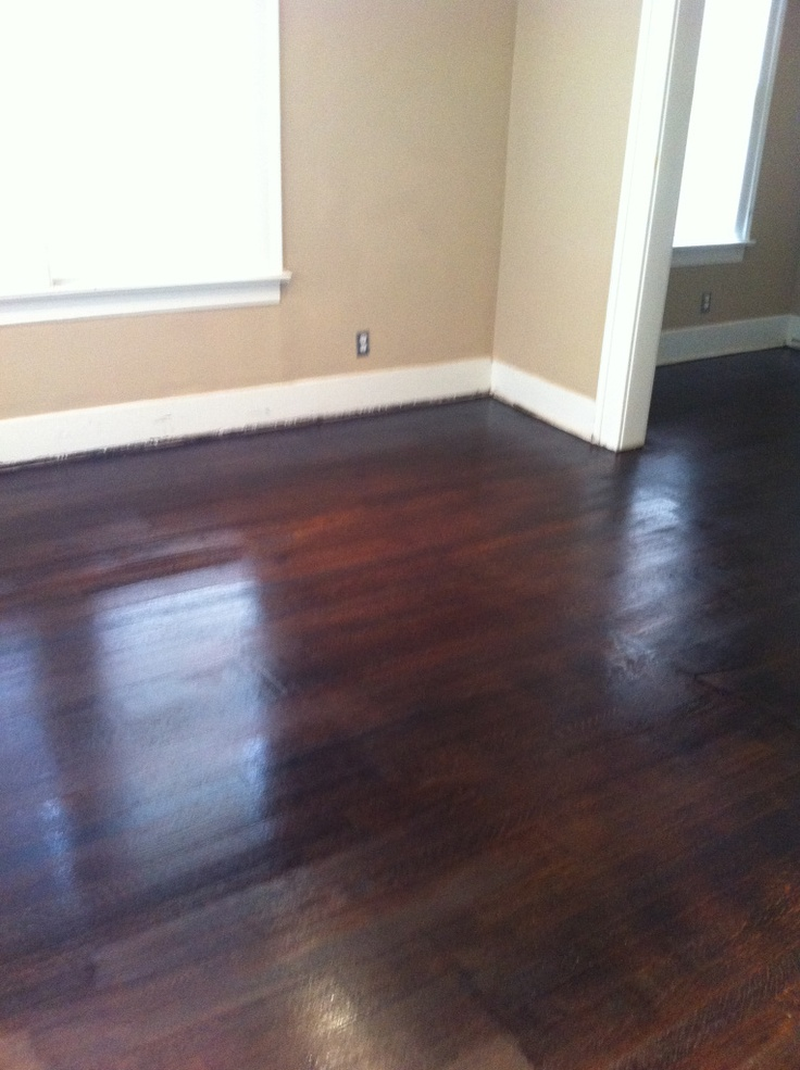 19 best images about floors trim on pinterest stains for Hardwood floors stain colors