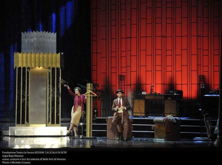 """Expo Veneto: Gioachino Rossini, """"La Scala di Seta"""" - Events"""