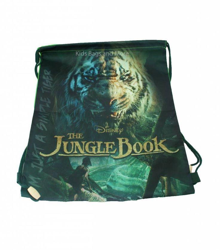 Disney Jungle Book Gymtas