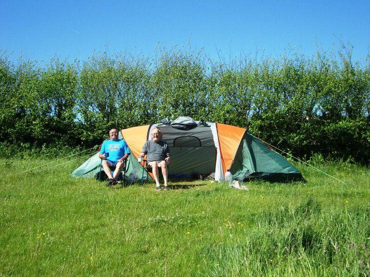 Cerenety Eco Campsite, Cornwall