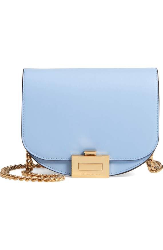 0ab81ad4c2 Product Image 1 Signature Style, Leather Crossbody Bag, Victoria Beckham,  Saddle Bags,