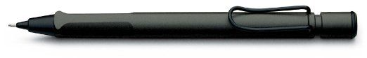 Lamy 117 Safari 0.5mm Mechanical Pencil in Charcoal