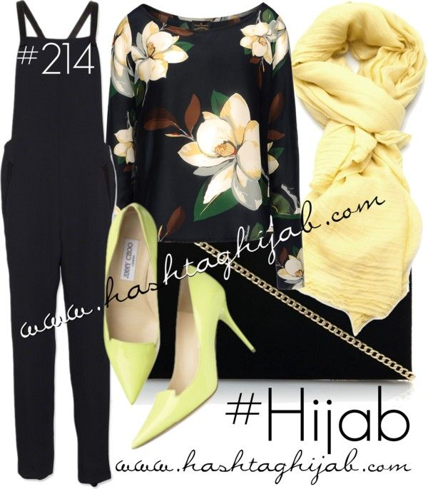 Hashtag Hijab Outfit  Love the bag, overall and shirt ❤