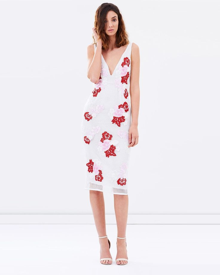 Casper and Pearl - Ingrid Dress - White