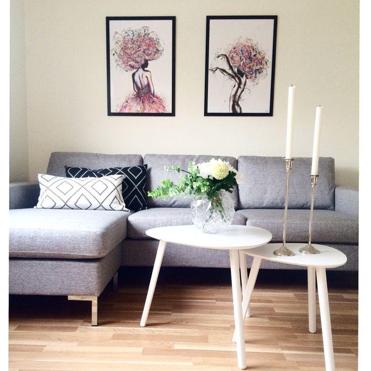 In my little apartment #living #room #art #studio #edin #studioedin #interior #home