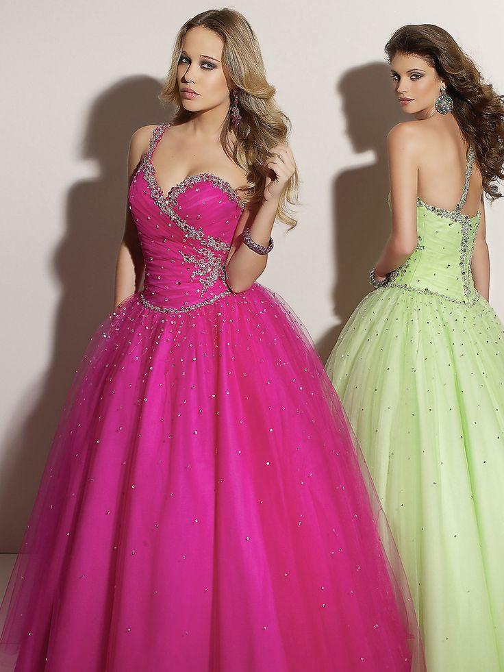 Mejores 66 imágenes de Quinceanera Dresses en Pinterest ...