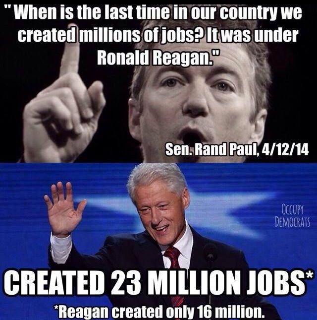 Lying Rand Paul... he knows the the facts but deliberately lies in order to mislead.. sociopath.