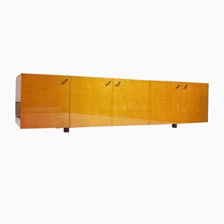 Ahornholz Sideboard von Giovanni Offredi für Saporiti, 1970er Jetzt bestellen unter: https://moebel.ladendirekt.de/wohnzimmer/schraenke/sideboards/?uid=6ca7f994-2867-5ceb-81ba-410a4ef562ed&utm_source=pinterest&utm_medium=pin&utm_campaign=boards #schraenke #wohnzimmer #sideboards