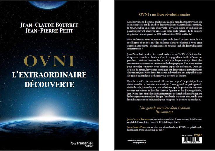 Livre de Jean-Pierre PETIT et Jean-Claude BOURRET