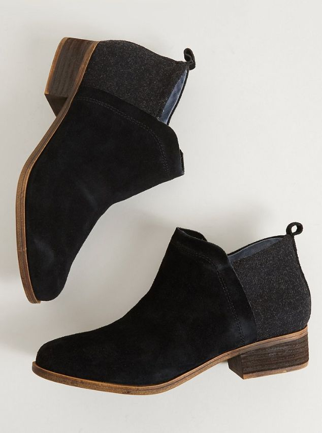 TOMS Deia Ankle Boot - Women's Shoes | Buckle
