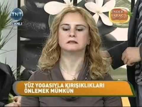 Yüz Yogası - Feride Mehtizade 5 - YouTube