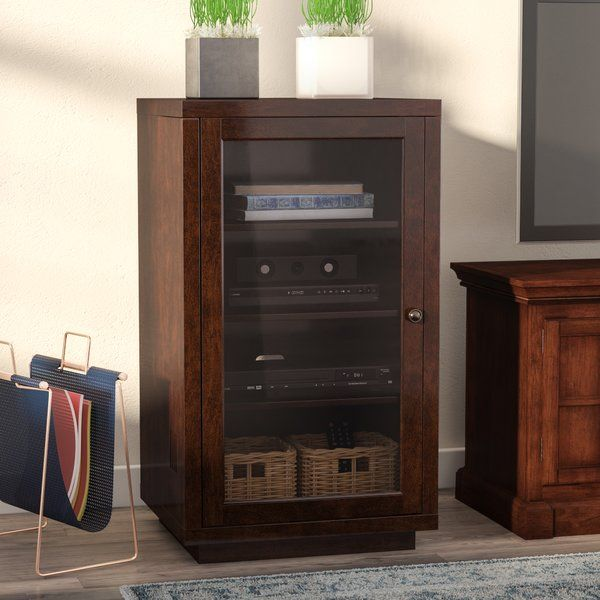 Darby Home Co Audio Rack Audio Rack Audio Cabinet Darby Home Co