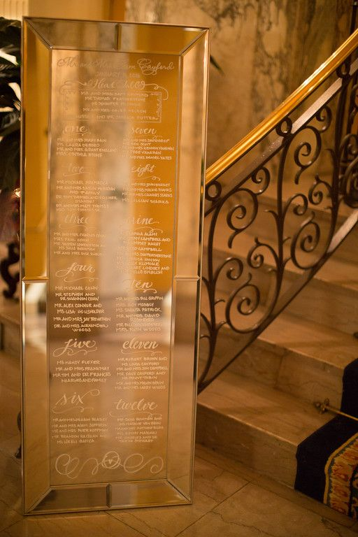 Planner: Angela Proffitt  Venue: The Hermitage Hotel, Nashville Photographer: Matt Andrews Photography