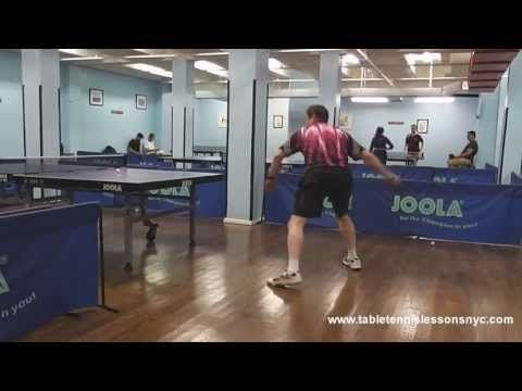 Table Tennis technique analysis by Table Tennis Lessons NYC - http://tabletennishq.net/table-tennis-technique-analysis-by-table-tennis-lessons-nyc/