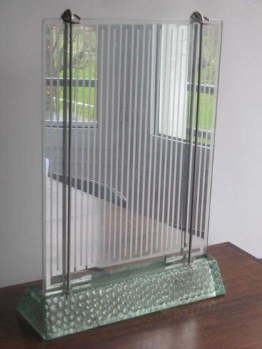 Lampe Radiateur Rene Coulon ST Gobain ART Deco Moderniste | eBay