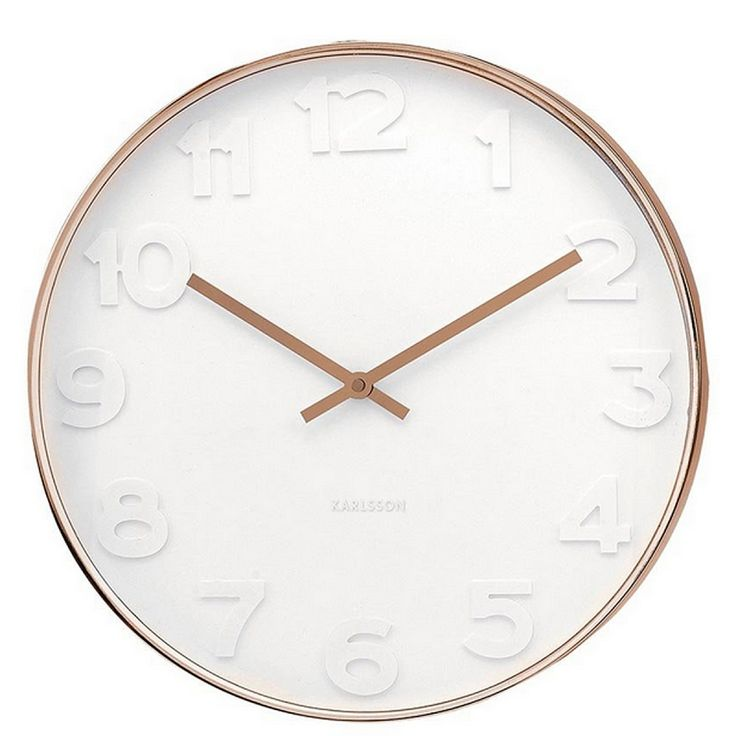 24 best Wanduhren images on Pinterest Wall clocks, Clock wall - wanduhr modern