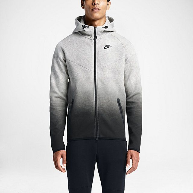 f9f66004c27a Nike Tech Fleece Fade Windrunner Men s Hoodie. Nike Store