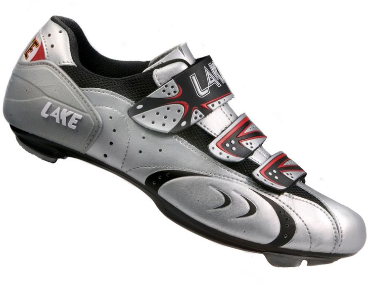 For a comfortable and smooth cycling, take this lake CX165 road cycling shoes with you. Available in 2 colours red and silver, this cycling shoe is designed with tektile synthetic upper and mesh with a molded, vented heel counter.  A good purchase under a good price.