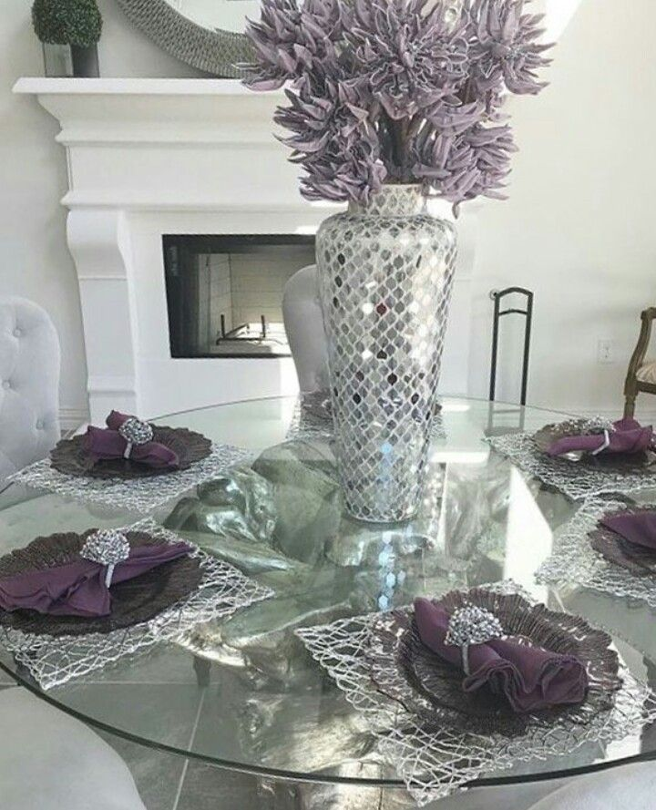 Dining Room Centerpiece, Dining