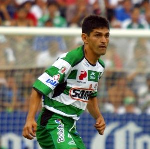 Top 30 Santos: 20) Denis Caniza