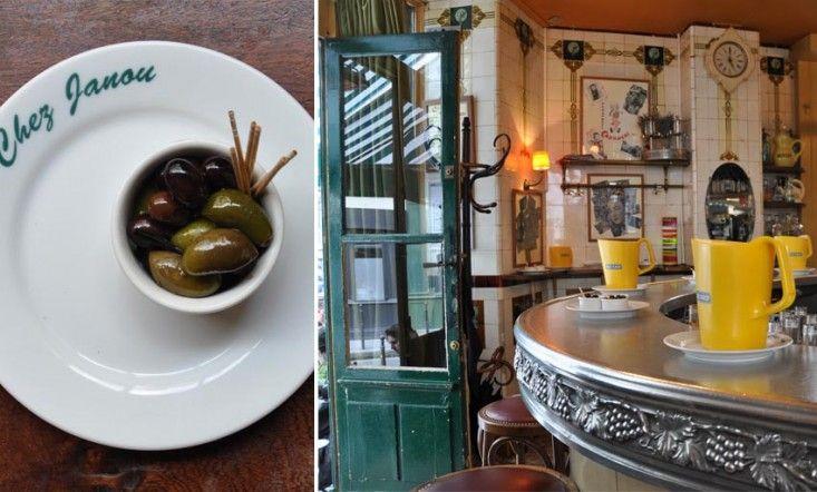 Chez Janou in Paris | Remodelista  Expert Advice: 11 Under-the-Radar Parisian Dining Spots