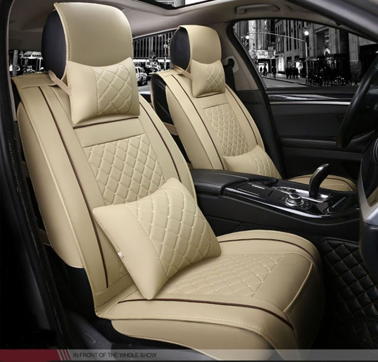 Best Fashion Luxury Leather car Seat Cover for Jeep Wrangler 2008-2016 2 door seat covers Whole Surrounded Car Seat cushion