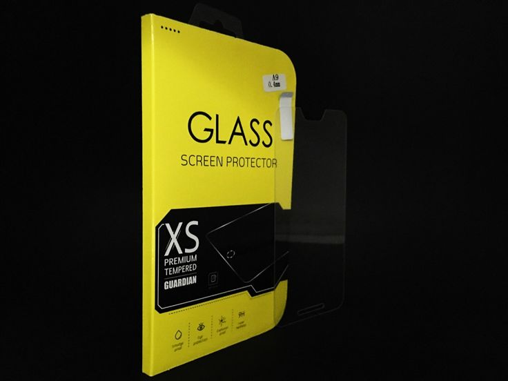(35) Mica Cristal Templado Htc A9 Gorilla Glass - $ 189.99 en MercadoLibre