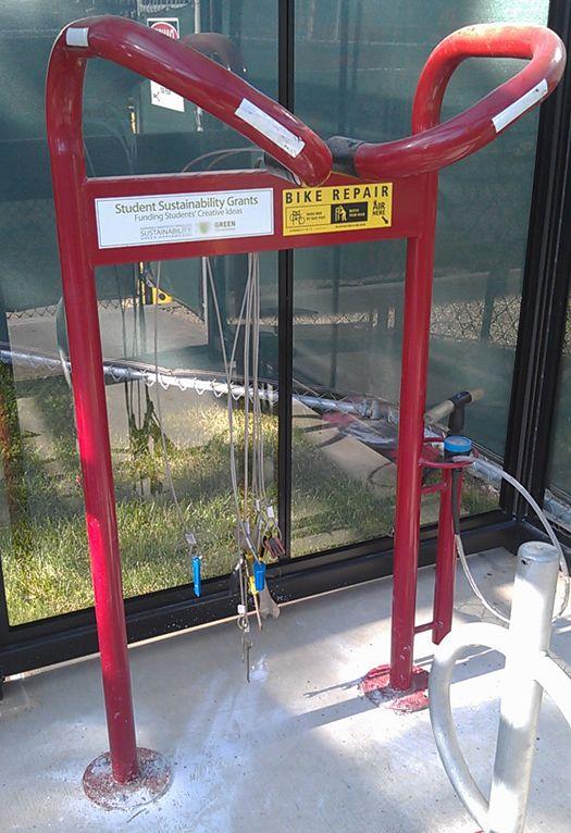 14 Best Bike Repair Stations Images On Pinterest