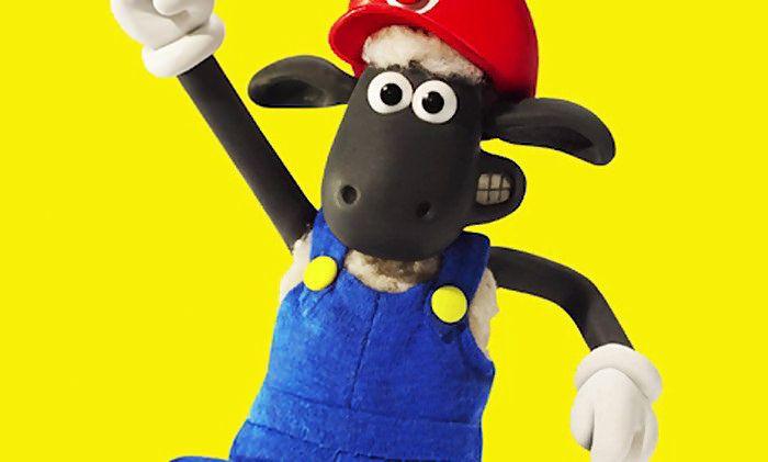 Super Mario Maker : Shaun le mouton arrive en tant que perso jouable