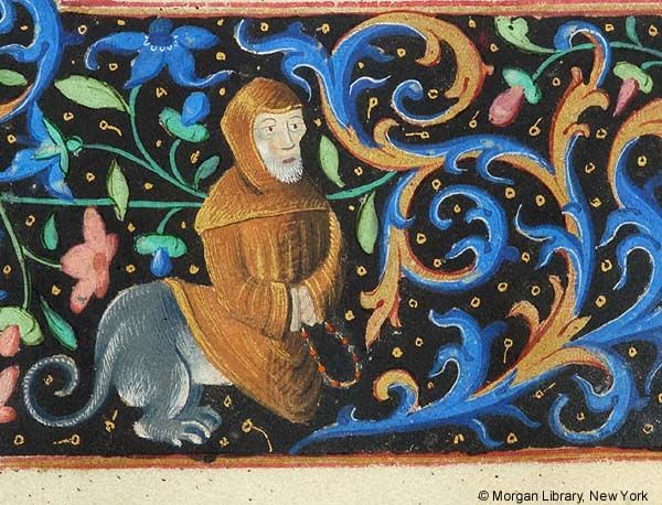 Book of Hours, MS G.4 fol. 102v - Images from Medieval and Renaissance Manuscripts - The Morgan Library & Museum