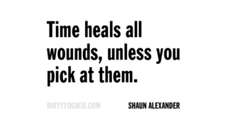 Shaun Alexander Dirty Yoga Quote Collection 244