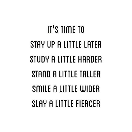 quote, study, and motivation image