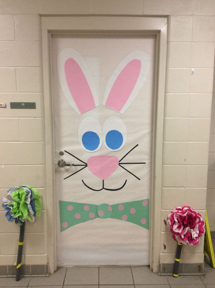 95+ Easter Bunny Door Decorations - China Easter Bunny ...