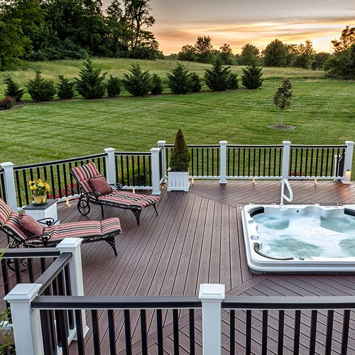 High Quality Order A Sample Of Trex® Transcend Lava Rock Composite Decking To Find Out  If Itu0027s The Perfect Match For Your Home.