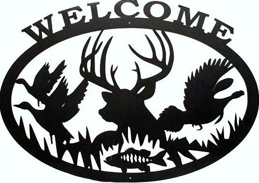 Sportsmans Paradise Welcome